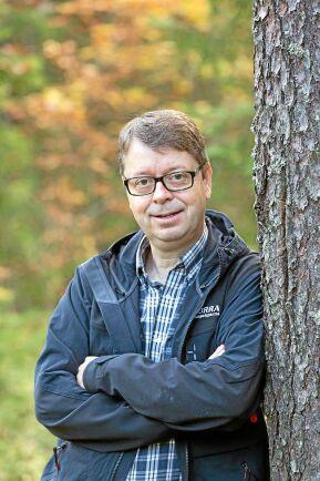 – Staten behöver inte ha sina fingrar i syltburken för att de jämställda målen med miljö och produktion ska uppnås, säger Pär Lärkeryd, Norra Skogsägarnas vd.