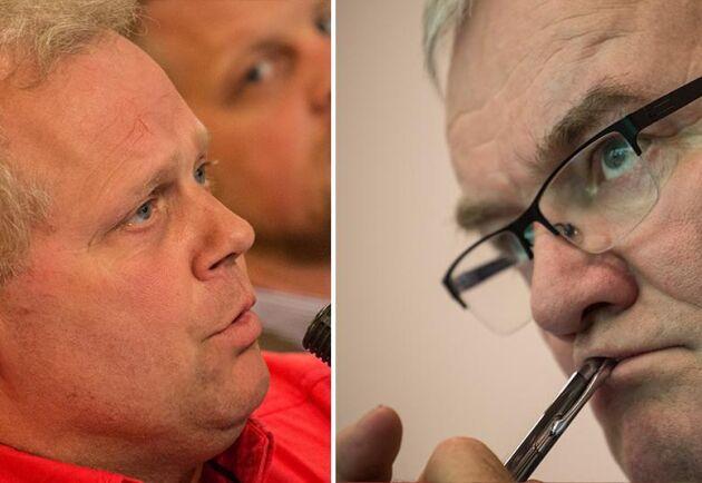 Arkivbilder. Anders Rolfsson och Åke Hantoft.