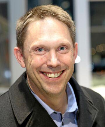 Jörgen Bendz, virkeschef på SCA.