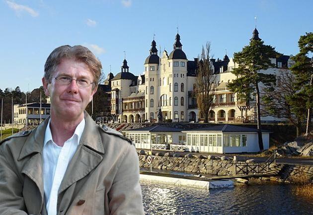 """Pär Fornling: """"Arbetare och arbetsgivare träffades på Grand hotell i Saltsjöbaden, förhandlade och kom överens""""."""