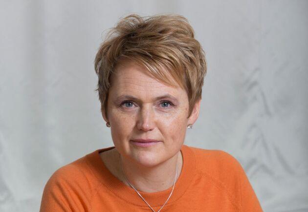 Anna-Karin Hatt har lång erfarenhet av politik på toppnivå och tar över som VD för LRF efter Anders Källström.