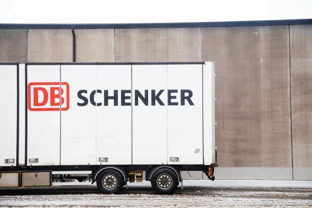 DB Schenker har ett procentpåslag för Gotland på 33 procent.