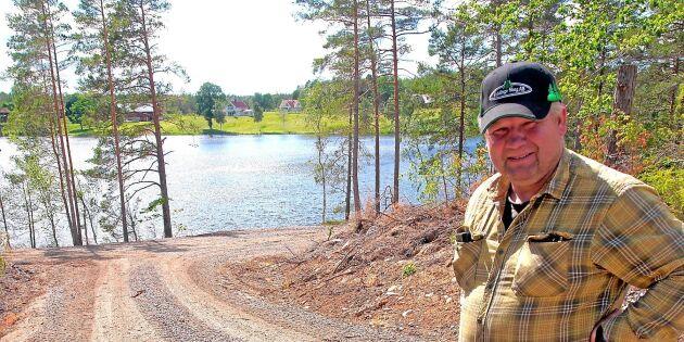 Familjen Nelsson banar väg för skogen