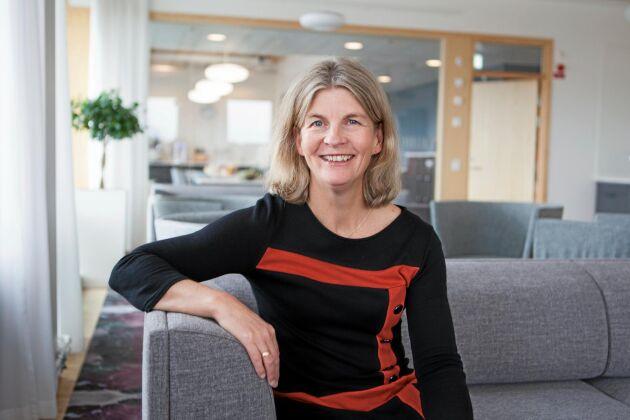 Karin Holmgren hoppas att studenter kan söka in till det treåriga kandidatprogrammet redan hösten 2020.