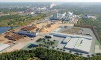 Metsä bygger världens modernaste sågverk