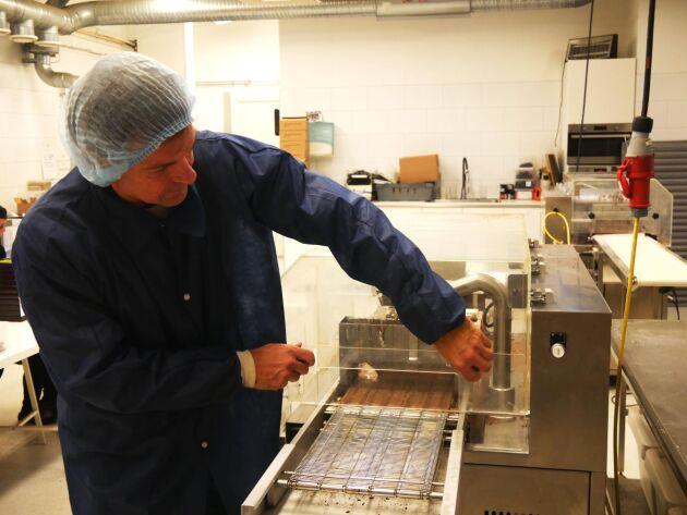 Produktionen är i full gång och efter 10 år vill man satsa ännu mer på alla smaker.