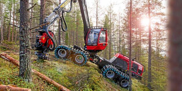 Norden – världens centrum för skogsmaskiner