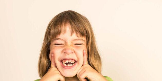 Spännande forskning: Därför bör du le ofta