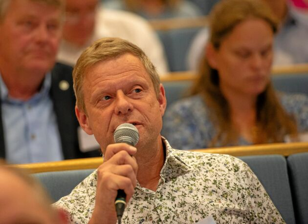 Patrik Jönsson, LRF Jönköping.