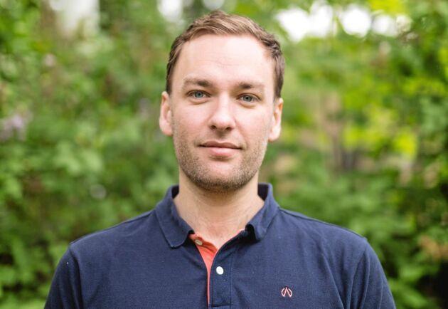 Tre Venture Cup-vinnare: Håkan Carlssons idé är att inventera skogen med autonoma robotar.