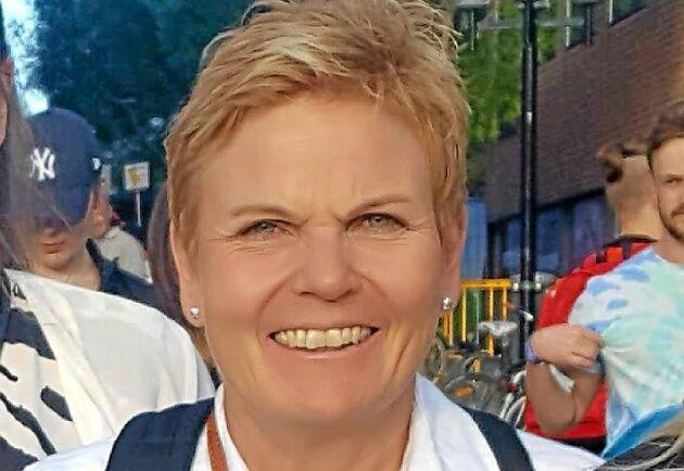Ing-Marie Jirhed, projektledare på LRF.
