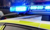 A-traktor jagad av polis – körde i 180