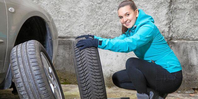 Så vet du när det är dags för nya däck!