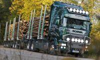 Uppåt för tunga lastbilar