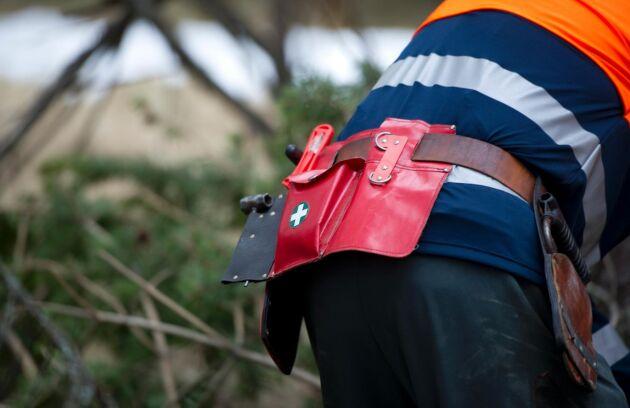 Arbetsmiljöverket letar osund konkurrens i samverkan med polisen och länsstyrelsen. En av branscherna i fokus är jord- och skogsbruk.