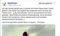 Sköt räv – fick hatstorm mot sig på Facebook