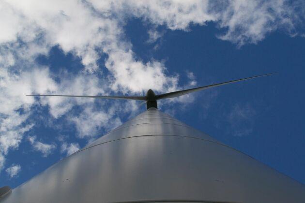 De senaste tre dygnen har vindkraften stått för 26 procent av den totala elkonsumtionen.