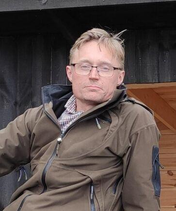 """""""Det har tagit tid att acceptera att vi måste bedriva annan verksamhet än lantbruk för att behålla delar av lantbruket"""", säger Karl Fredrik Leijonhufvud, ägare till Göksholms gård utanför Örebro."""