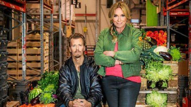 """""""Maträddarna"""" med Anne Lundberg och Paul Svensson finns på SVT Play."""