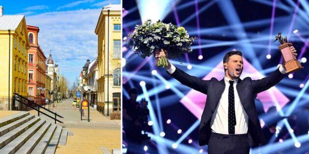 Städerna som välkomnar Melodifestivalen 2018