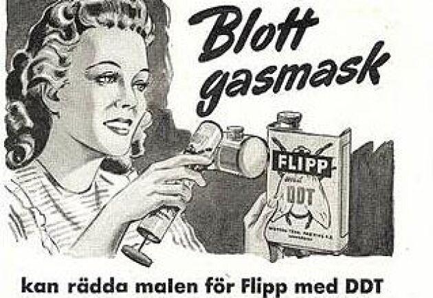Annons för malmedlet Flipp.