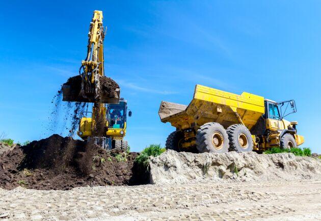 Naturbruksskolor kan vara ett alternativ för de som vill lära sig köra grävmaskin på heltid i framtiden.