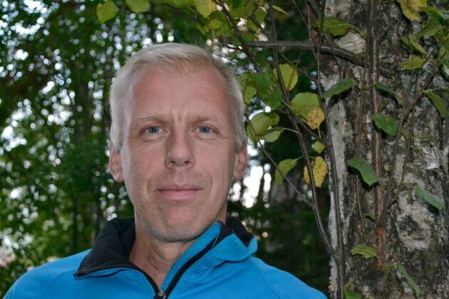 Sven-Olof Jansson, projektledare för Kraftsamling skog.