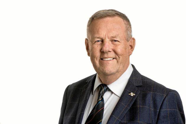 Roland Ekstrand, Strängnäs.