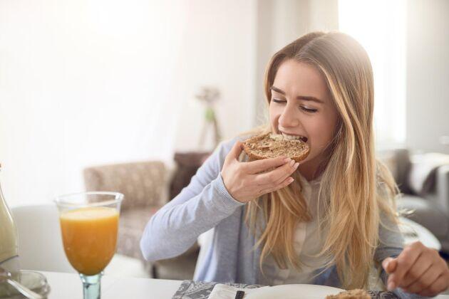 Att äta mindre gluten har inga hälsofördelar.