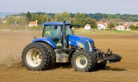 Så många traktorer finns det i Sverige