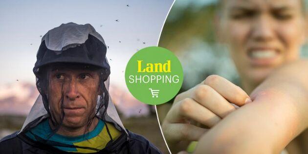Guide: Skydda dig mot mygg & fästingar i midsommar