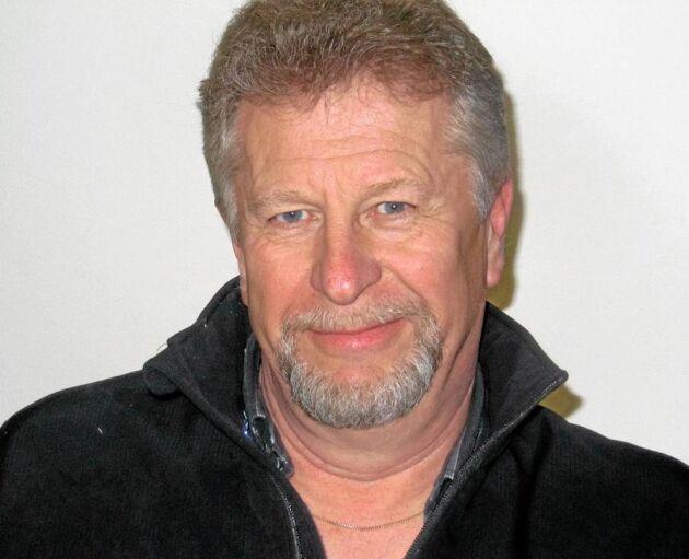 Lasse Hellander, styrelseledamot i Sveriges Biodlares Riksförbund.