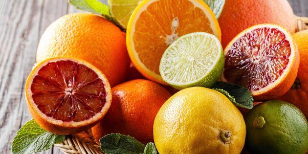 8 väldigt bra anledningar att frossa i citrus-frukter!