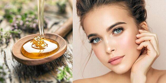 Honungsmetoden gör dina läppar mjuka och snygga