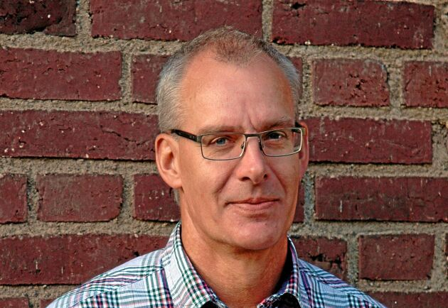 Stefan Hermansson, Jordbruksverkets budgetchef.