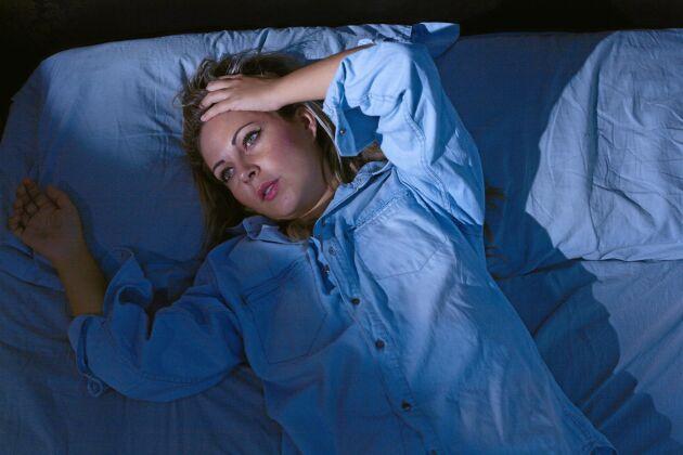 Stress kan orsaka sömnproblem. Att skriva en att göra-lista kan hjälpa dig att lättare somna på kvällen.