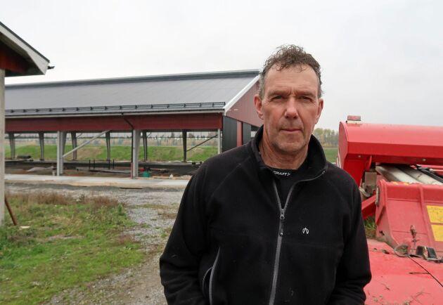 ATL:s krönikör Stefan Gård, ordförande för Sveriges Mjölkbönder.