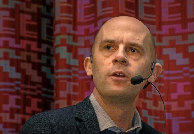 Carl-Fredrik Flach är docent på Institutionen för biomedicin på Göteborgs universitet.