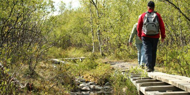 10 miljoner till svensk naturturism – sök du också