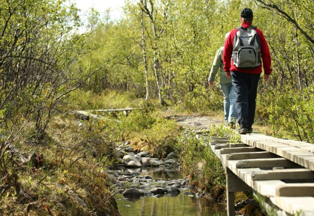 Nu får småföretag inom naturturism chansen att utöka sin verksamhet.