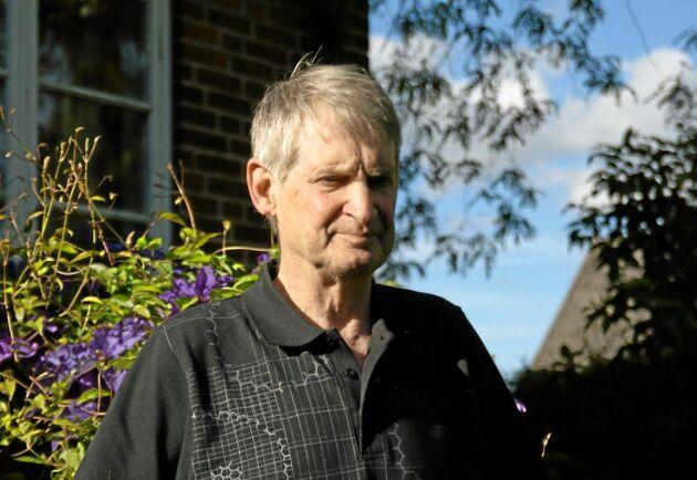 – Det är på tok för höga bud och innebär att binda ris åt egen rygg för den som lägger det, säger Douglas Persson på Sveriges Jordbruksarrendatorers förbund.