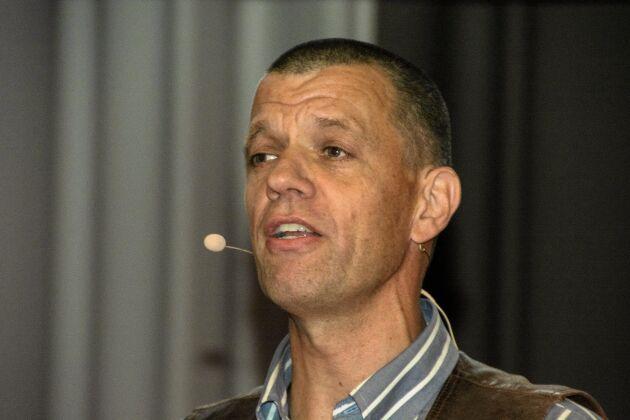 Veterinären Søren S Thilsted har vid tre tillfällen varit med om att avliva grisbesättningar i Östeuropa som drabbats av afrikansk svinpest.