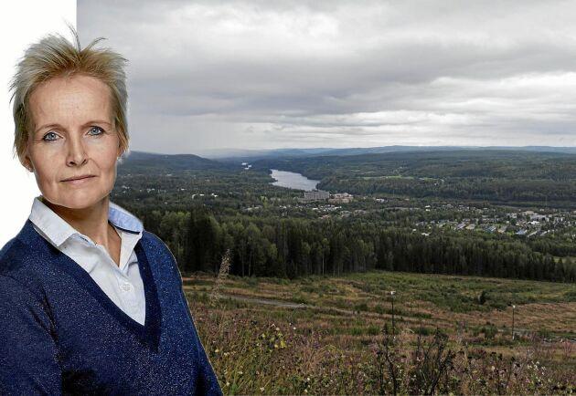Lands krönikör Malin Ackermann vill likt byn Edsele i Sollefteå kommun utmana den urbana normen.