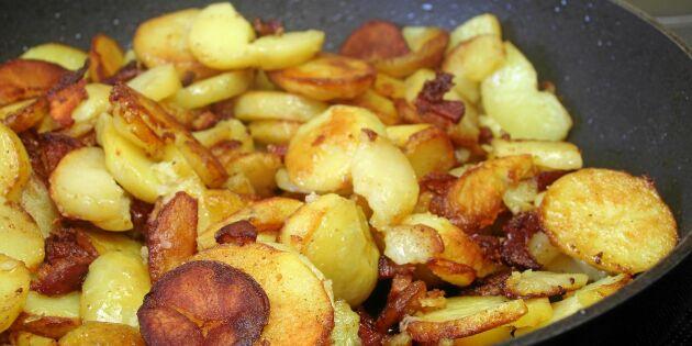 Överbliven potatis – det kan du göra med den