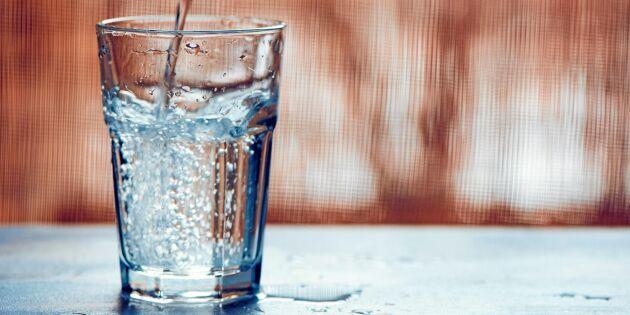 Så påverkar kolsyrat vatten dina tänder – myter och sanningar
