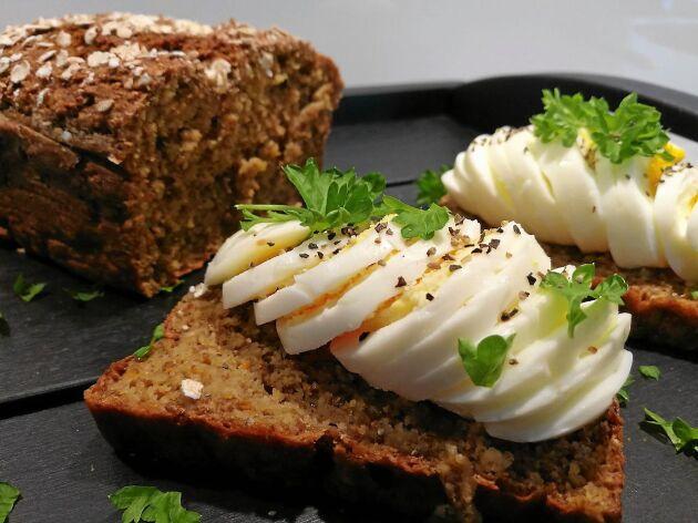Årets Landbröd 2019 är gott, nyttigt och supersaftigt tack vare morot och potatis!