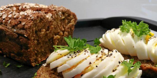 Årets Landbröd 2019: Superlimpa med potatis och morot