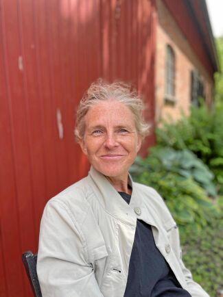 Stina Bergström, ansvarig för LRFs jämställdhetsakademi