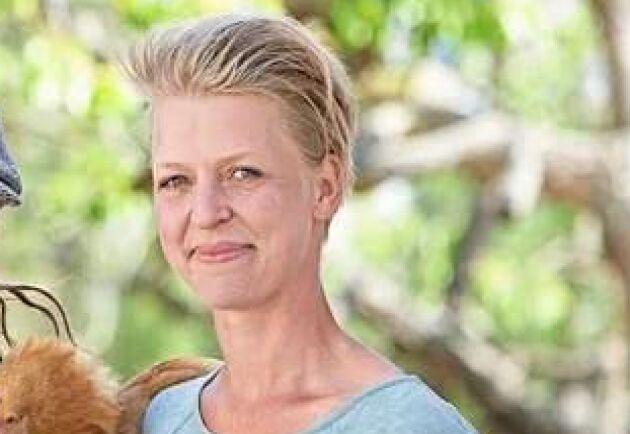 """Thilde Höök ur """"Bonde söker fru"""" har en ny flickvän sedan ett år tillbaka."""