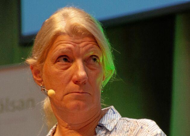 Majsan Pense, kategoriansvarig för kött på Coop, vill se en kaxigare bransch som inte duckar så mycket för kritiken.